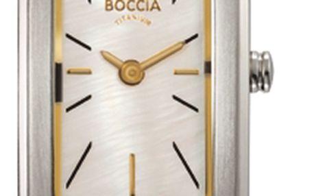 Boccia Titanium 3194-02 + pojištění hodinek, doprava ZDARMA, záruka 3 roky