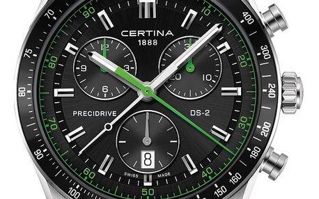 Certina C024.447.16.051.02 + pojištění hodinek, doprava ZDARMA, záruka 3 roky