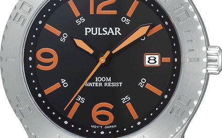 Pulsar PS9005X1 + pojištění hodinek, doprava ZDARMA, záruka 3 roky