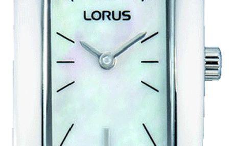 Lorus RRW43EX9 + pojištění hodinek, doprava ZDARMA, záruka 3 roky