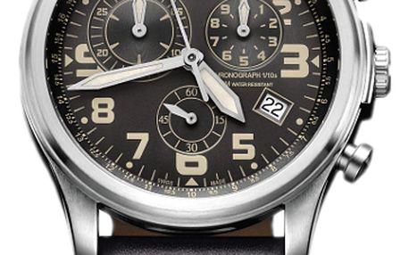 Victorinox Infantry Vintage Chrono 241578 + pojištění hodinek, doprava ZDARMA, záruka 3 roky