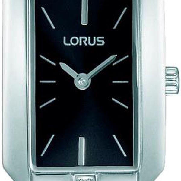 Lorus RRW45EX9 + pojištění hodinek, doprava ZDARMA, záruka 3 roky