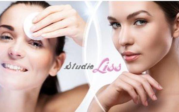 Kosmetické ošetření pleti v délce až 60 minut s možností aplikace kys. hyaluronové.