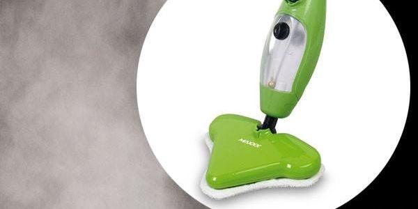 Parní mop 5v1 pro hygienický a šetrný úklid v domácnosti