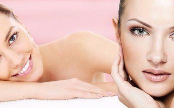 Faceliftingové a regenerační kosmetické ošetření pleti