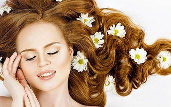 Dámský profesionální střih pro všechny délky vlasů