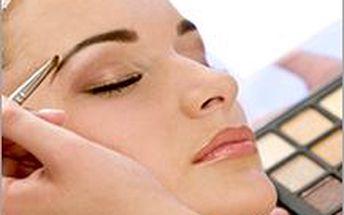 Barvení obočí a jeho úprava. Dotvořte dokonalý vzhled vašeho obličeje.