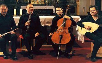Velikonoční koncert 22.3. v 19 h.: MOZART, VIVALDI, SMETANA, DVOŘÁK, GERSHWIN, JEŽEK aj.
