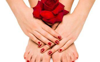 145minutový valentýnský balíček kosmetiky