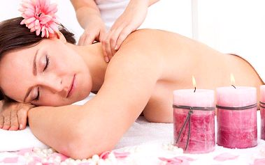 Růžová relaxační masáž