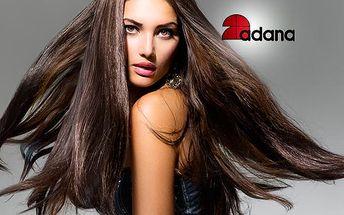 Kadeřnické balíčky bez omezení délky vlasů! Mytí, masáž, regenerace, střih, barva, melír, foukaná, styling a nápoj.