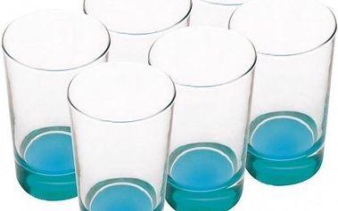 Sklenice 460 ml sada 6 ks modrá, Maxwell&Williams