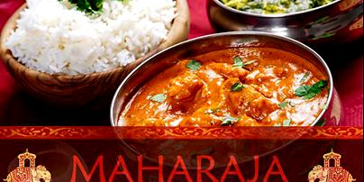 Restaurace Maharaja