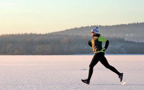 Lipno Ice Marathon 2016 s ubytováním