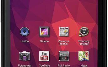 Mobilní telefon Sencor Element P400 DualSim, černý