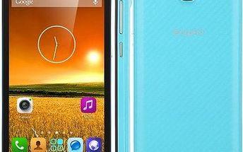 Mobilní telefon Zopo ZP700, modrý