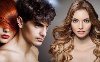 Kadeřnické balíčky pro dámy i pány! Mytí, střih, styling + ošetření Orofluido či vlasový botox pro husté a zdravé vlasy!