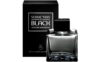 Antonio Banderas Seduction in Black 100ml EDT M