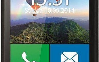 Mobilní telefon Cpa Halo X, černý