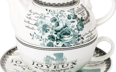 3dílná čajová sada Bonita Mint