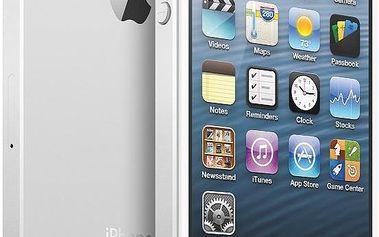 Mobilní telefon Apple iPhone 5, 64GB, US, bílý, refurbished