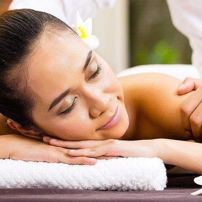 30minutová masáž v Thai Therapy