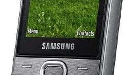 Mobilní telefon Samsung S5610 Metallic Silver