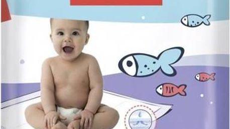 Bella Baby Happy 60x90 cm, 5 ks + dárek Ubrousky čistící Bella Baby Happy 24 ks (zdarma)