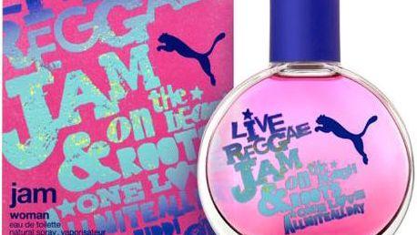 Puma Jam Woman 60ml EDT W