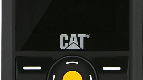Odolný telefon CAT B30, Dual SIM