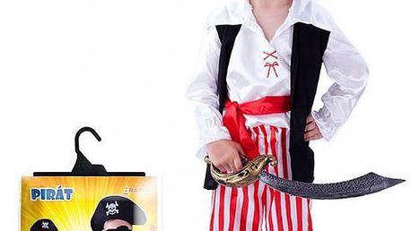 Dětský kostým Pirát!