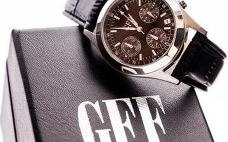 Elegantní pánské hodinky v dárkovém balení a s doručením zdarma