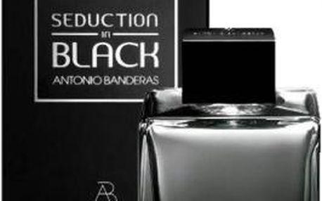 Antonio Banderas Seduction in Black 100ml EDT M