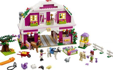 Stavebnice Lego Friends Slunečný ranč