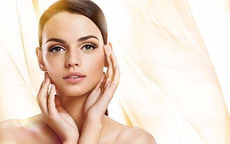 Omlazující kosmetická péče v délce 70 minut
