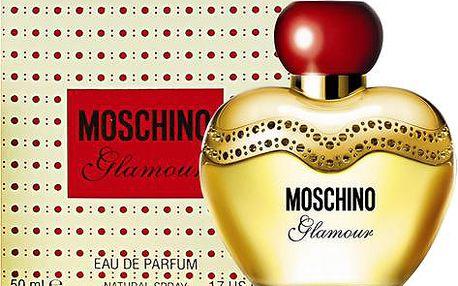 Moschino Glamour parfémovaná voda 100ml pro ženy