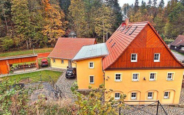 Dovolená v turistickém ráji v Českém Švýcarsku