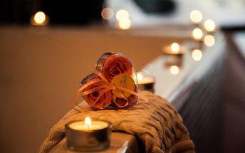 Romantický pobyt s privátní vířivkou, saunou, galavečeří a sektem pro 2 osoby v moderním Parkhotelu