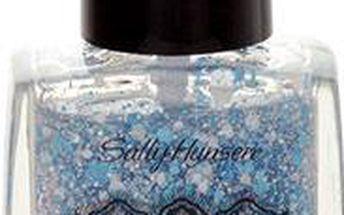 Sally Hansen Luxe Lace Nail Color Lak na nehty 11,8ml pro ženy Lak na nehty s krajkovým efektem - Odstín 820 Crochet
