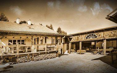 Přepychová vila až pro 16 osob v Beskydech