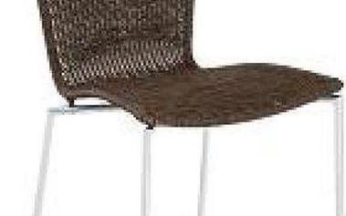 SCONTO SWANSEA Ratanová židle