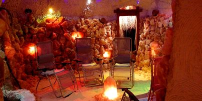 Solná jeskyňka Náchod