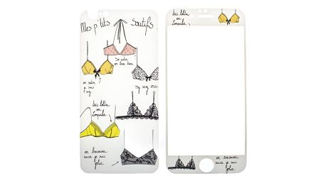 Tvrzené ochranné sklo IPhone 6, 6 plus s motivem Bikini OF0004-0201