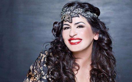 Koncert světové operní pěvkyně Veroniky Dzhioevy