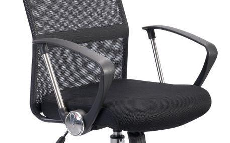 Kancelářské křeslo ADDK Komfort, černá