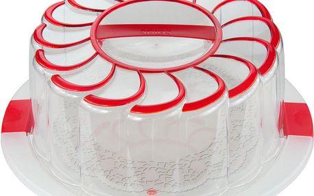 Box na dort Cake Red, 28 cm