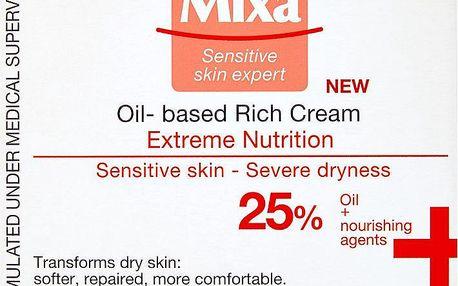 Mixa Sensitive Skin Expert bohatý výživný krém Extreme Nutrition 50 ml