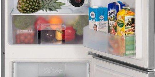 Kombinovaná chladnička Beko CSA 29023 X
