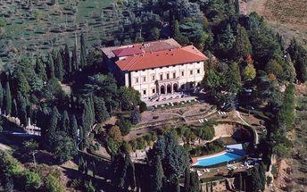 Hotel Villa Pitiana, Itálie, Toskánsko, 4 dní, Vlastní, Polopenze, Alespoň 4 ★★★★, sleva 0 %