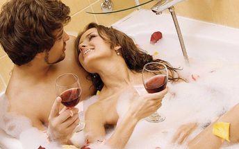 Valentýnská relaxace v pivní lázni pro pár